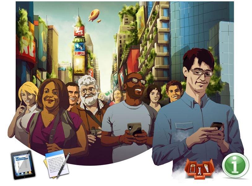 E-learning citoyen : web documentaire intéractif