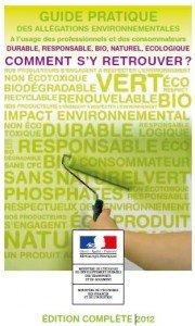 Guide des allégations environnementales dans PRODUITS Capture7-180x300