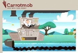 Carrotmob : initiative
