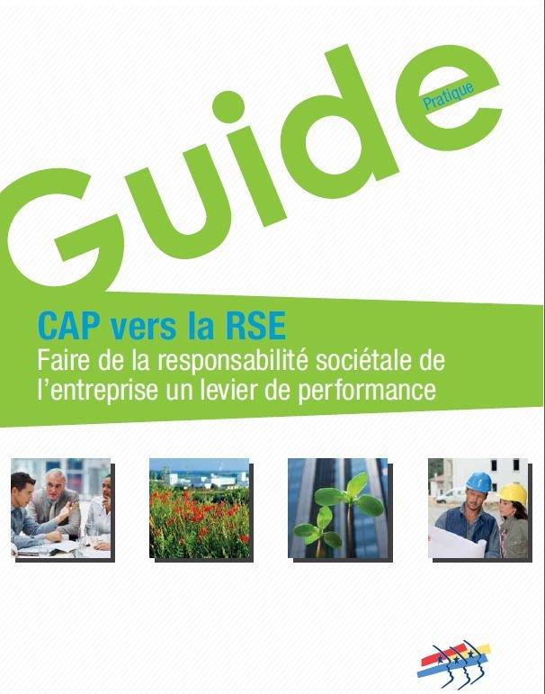 Cap vers la RSE : nouvelle publication du MEDEF dans RSE Capture7