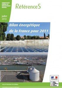 Commentaires suite à la publication du Bilan énergétique de la France 2011 dans ENERGIE Capture9-211x300