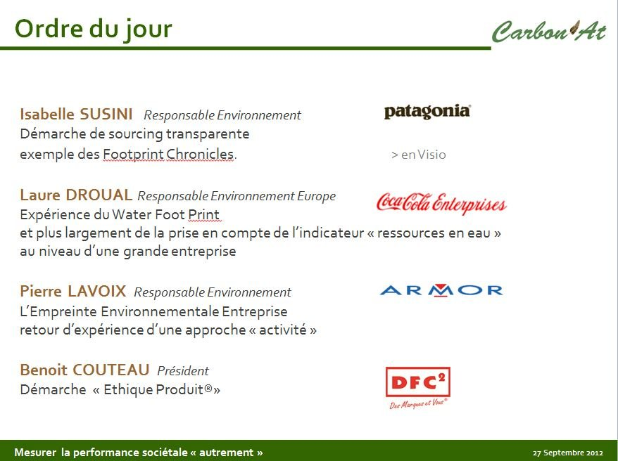 Réunion Carbon'at du 27 septembre : Mesurer la performance sociétale autrement dans A L'OUEST Capture15