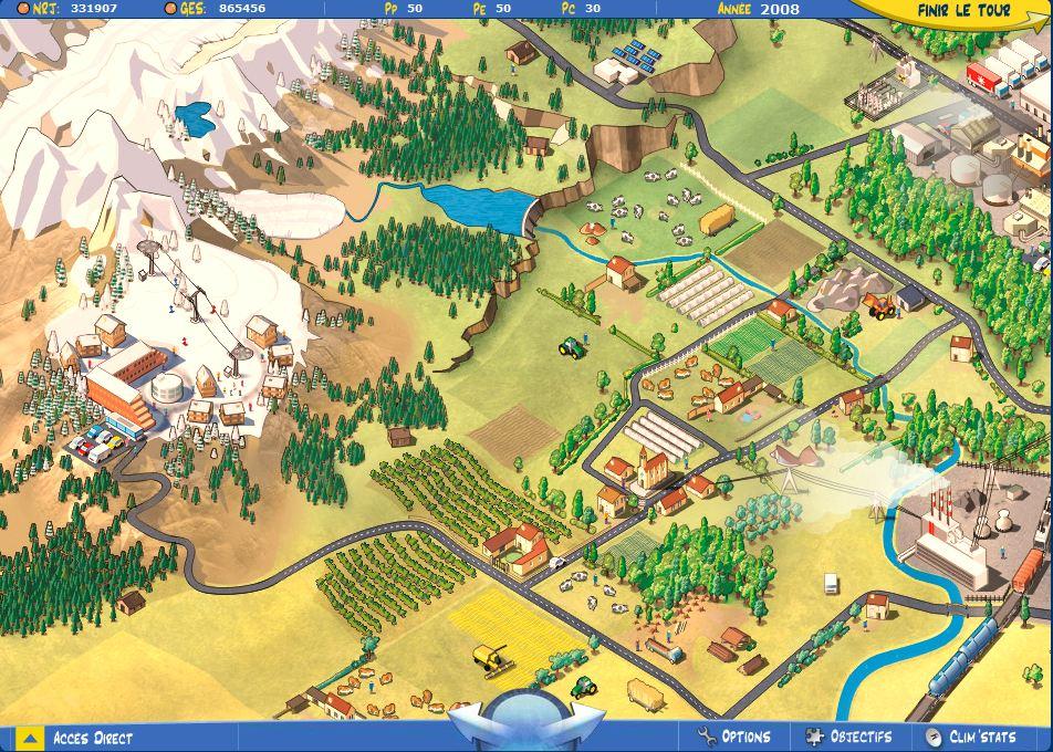 Clim'city : apprendre en jouant  dans GES Capture8