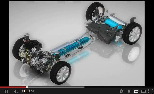 PSA innove avec le moteur hybride essence / air comprimé dans ENERGIE capture11