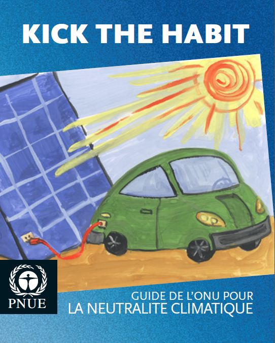 Kick the Habit : Guide de l'ONU pour la Neutralité Carbone dans ENERGIE capture3