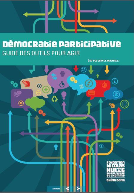 Lu : DEMOCRATIE PARTICIPATIVE – guide des outils pour agir dans INNOVATION capture6