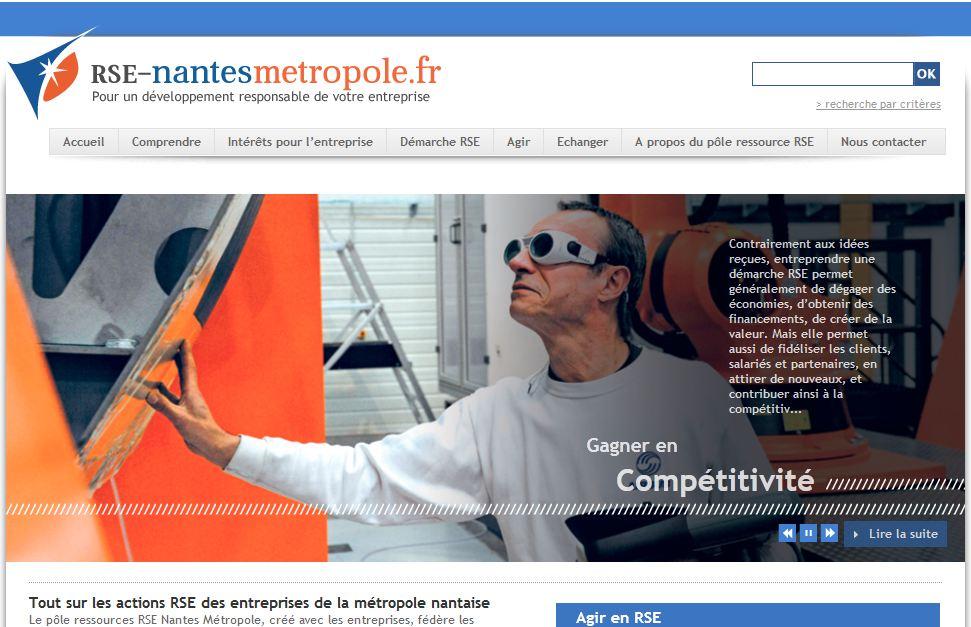 Naissance de la plateforme RSE-nantesmétropole.fr dans A L'OUEST capture9