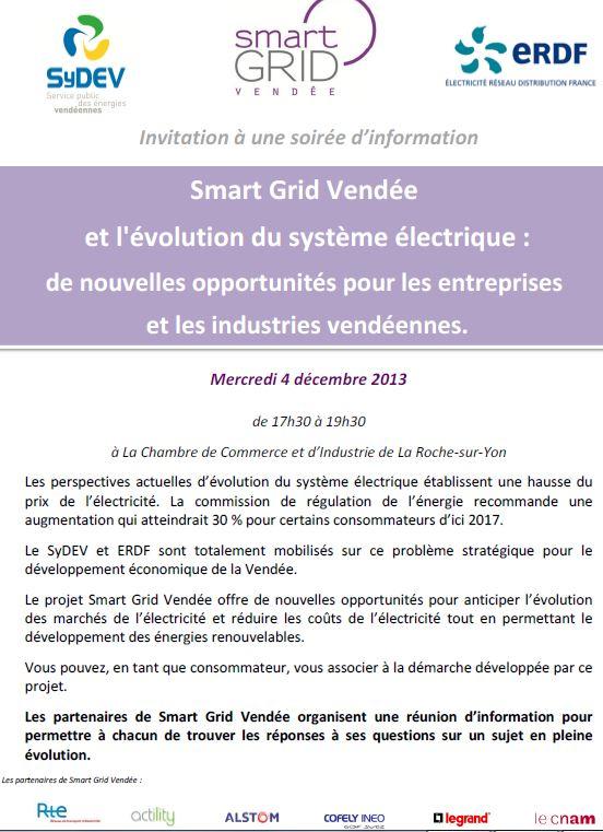 Save The Date : le 4/12 à la CCI85 - SMART GRID Vendée et l'évolution du système électrique dans A L'OUEST capture22