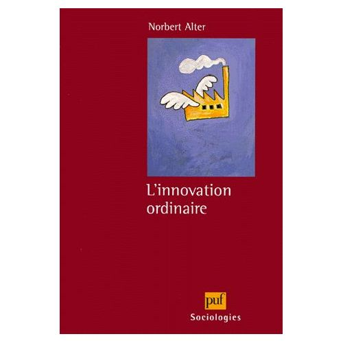 Alter-Norbert-L-innovation-Ordinaire-Livre-894519877_L